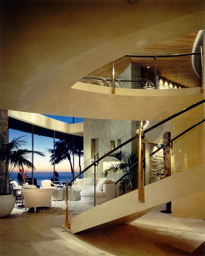 La Jolla California super contemporary built by Wodehouse Builders