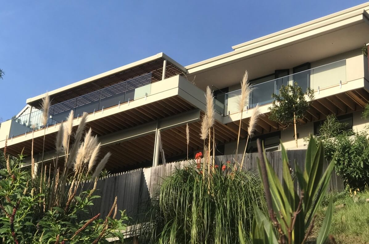 Tiburon home completed 2017, Richard working with owners as Project Manager