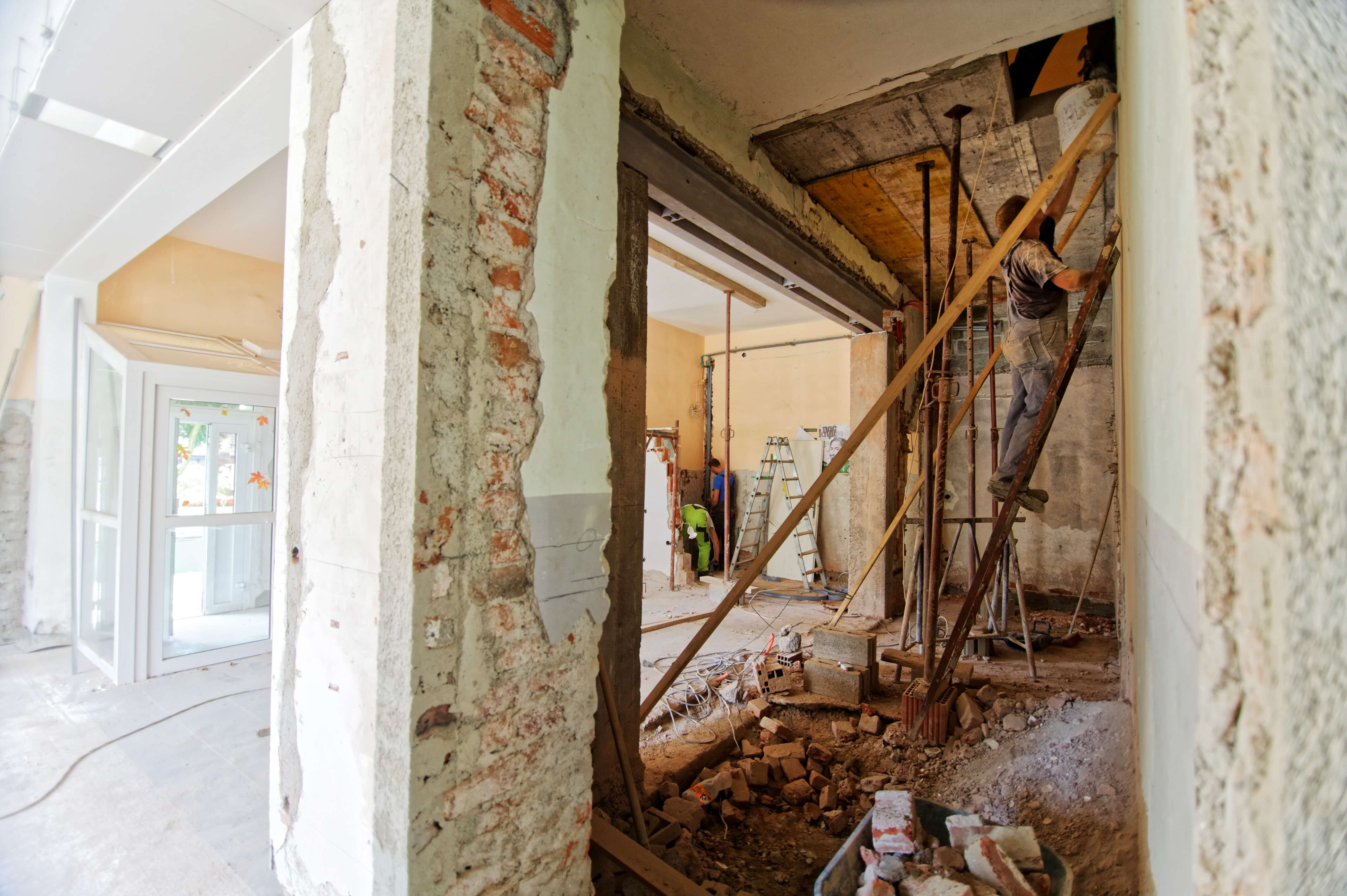 What to do When Your Contractor is Making Mistakes and the Budget is Out of Control