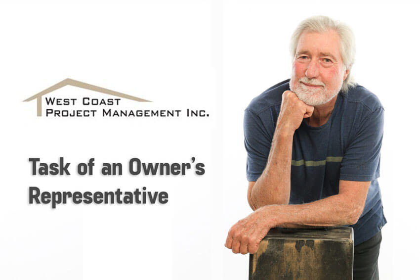 West Coast Project Management - Task of an Owner's Representative