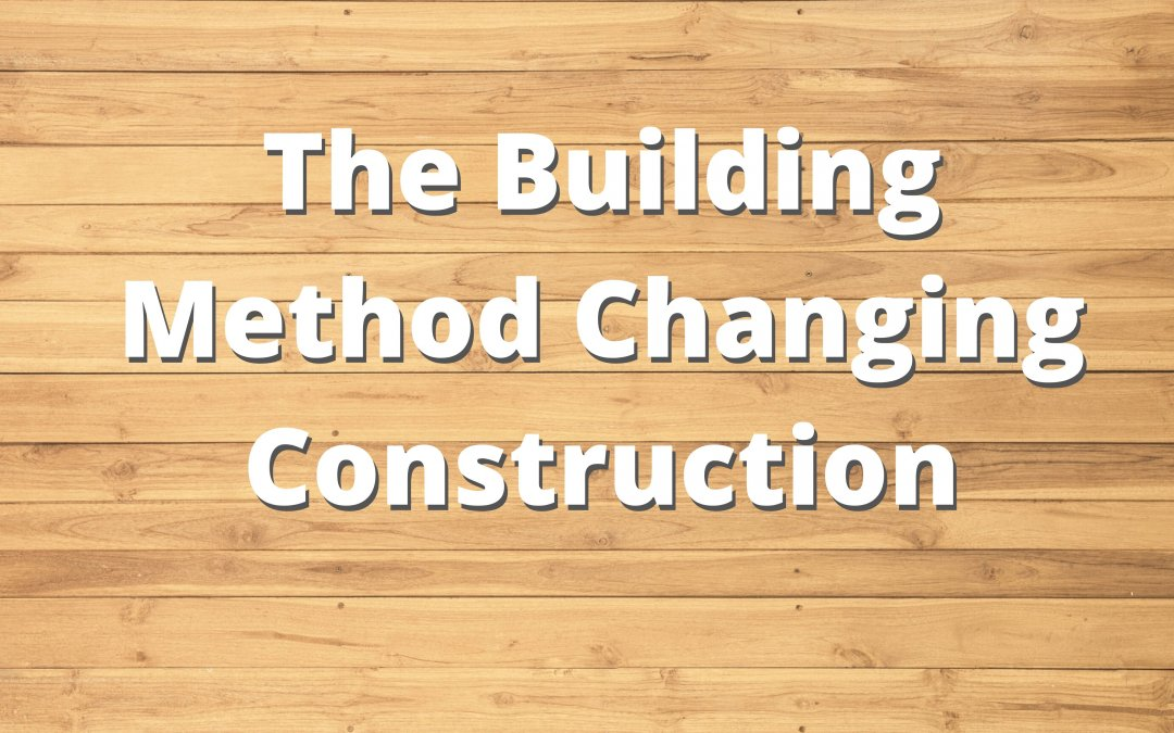 Cross-Laminated Timber: The Building Method Changing Construction